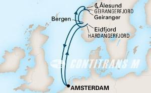 Norse Legends I on Nieuw Statendam