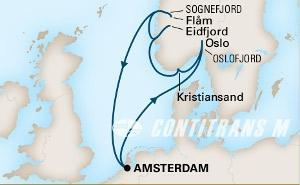 Viking Sagas on Nieuw Statendam
