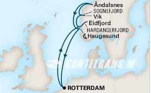 Norse Legends I on Rotterdam