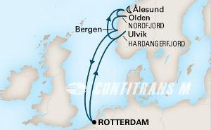 Norse Legends II on Rotterdam