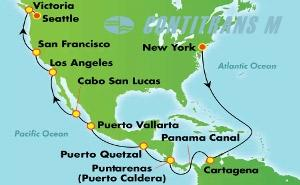 Repo - Panama Canal (NYC/SEA)