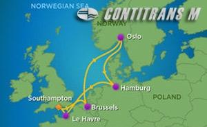 AN 8 NIGHT NORTHERN EUROPE CITIES CRUISE