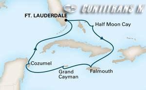 Western Caribbean II on Zuiderdam