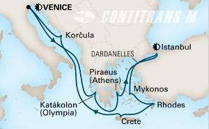 Mediterranean Empires on Zuiderdam