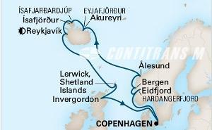 Northern Isles II on Zuiderdam