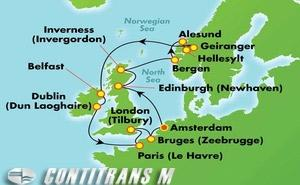 EUROPE - BRITISH ISLES (AMS/AMS)