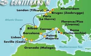Europe - Western Mediterranean - Rome (CIV/AMS)