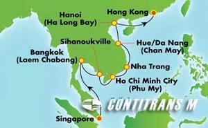 Asia - East Asia (SIN/HKG)