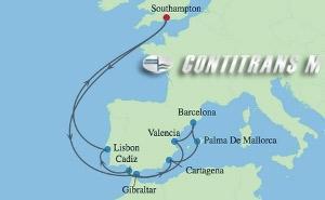 SI 13 NIGHT SPAIN & PORTUGAL MEDITERRANEAN