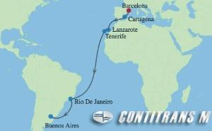 SI 16 NIGHT CANARY ISLANDS & ARGENTINA