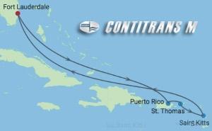 AX 7 NT PUERTO RICO, ST. THOMAS & ST. KITTS