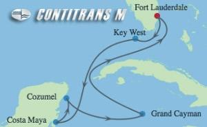 AX 7 NIGHT WESTERN CARIBBEAN HOLIDAY CRUISE
