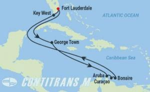 EQ 10 NIGHT SOUTHERN CARIBBEAN CRUISE