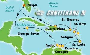 Southern Caribbean - Tampa (TPA/TPA)