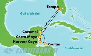 Western Caribbean - Tampa (TPA/TPA)
