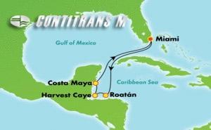 Western Caribbean - Miami (MIA/MIA)
