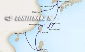 Taiwan & Japan from Hong Kong on Westerdam