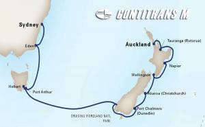 Australia & New Zealand Holiday on Noordam