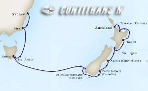 New Zealand & Australia 13 day on Noordam