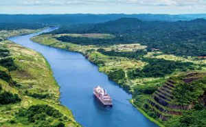 Inca And Panama Canal 2020 on Zaandam