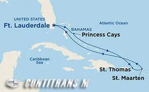 Eastern Caribbean on Sky