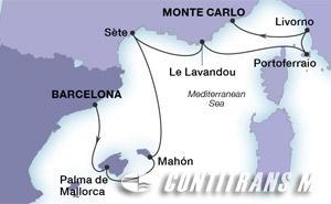 Spanish Isles & Florence on Ovation