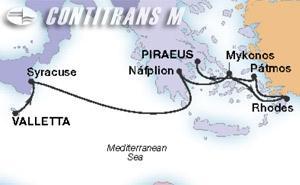 Mediterranean Isles on Ovation