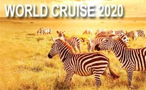World Cruise 2020 on Seabourn Sojourn