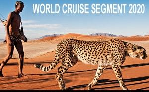 Atlantic & Africa on Seabourn Sojourn