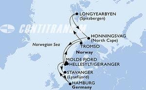 Germany, Norway, Svalbard and Jan Mayen Islands