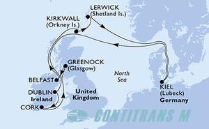Germany, Ireland, United Kingdom