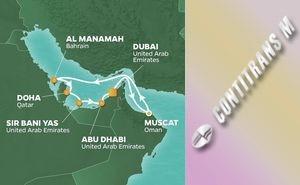 PR 10-NIGHT ARABIA INTENSIVE VOYAGE