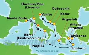 Greek Isles & Italy (CIV/VCE)