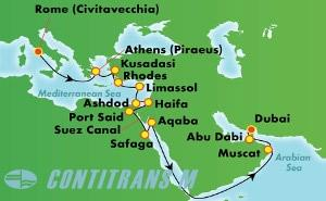 Asia - Middle East (CIV/DBX)