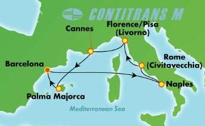Europe - Western Mediterranean - Barcelona (BCN/BCN)