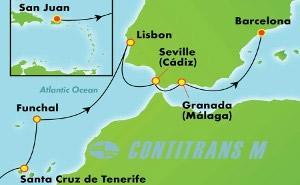 Repo - Transatlantic (SJU/BCN)