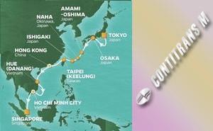 PR 17-NIGHT TOKYO TO SINGAPORE VOYAGE