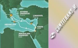 PR 10-NIGHT ISRAEL INTENSIVE VOYAGE