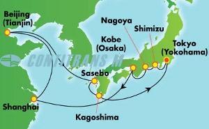 Asia - East Asia (TOK/YOK)