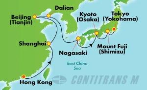 Asia - East Asia (HKG/YOK)