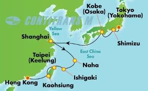 Asia - East Asia (TOK/HKG)