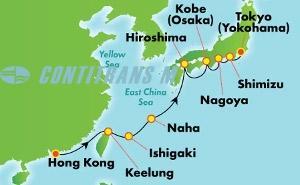 Asia - East Asia (HKG/TOK)