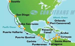 Repo - Panama Canal (PCV/SEA)