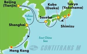 Asia - East Asia (YOK/HKG)