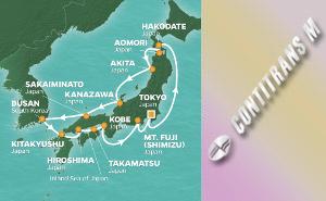 PR 15-NIGHT CIRCLE JAPAN INTENSIVE VOYAGE