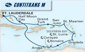 14-DAY SOUTHERN CARIBBEAN HOLIDAY