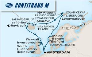 21-DAY SPITSBERGEN & ICELANDIC FJORDS EXPLORER