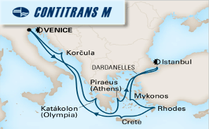 12-DAY MEDITERRANEAN EMPIRES