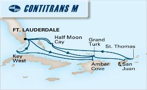 14-DAY TROPICAL / EASTERN CARIBBEAN