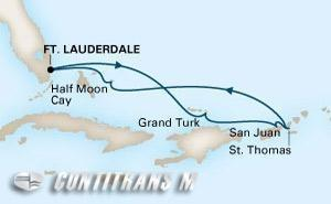 7-DAY EASTERN CARIBBEAN HOLIDAY